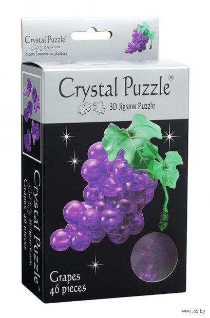 "Пазл-головоломка ""Crystal Puzzle. Виноград"" (46 элементов)"