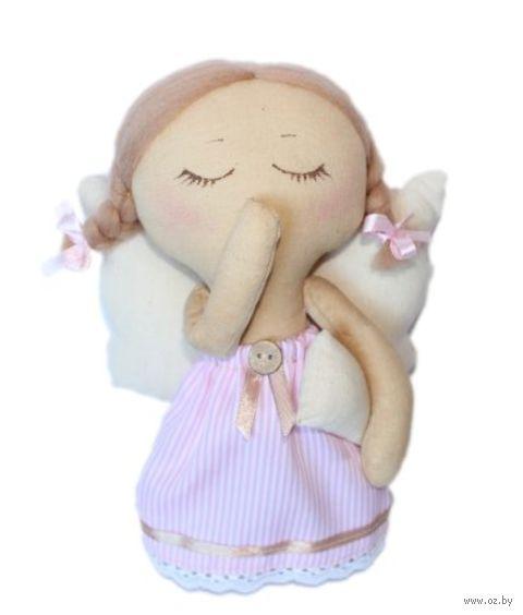"""Набор для шитья из ткани """"Кукла. Сонечка"""""""