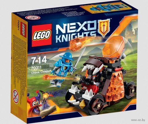 "LEGO Nexo Knights ""Безумная катапульта"""