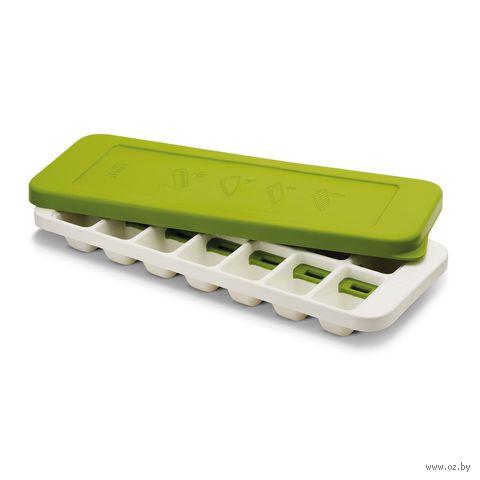 """Форма для льда """"QuickSnap Plus"""" (бело-зеленая)"""