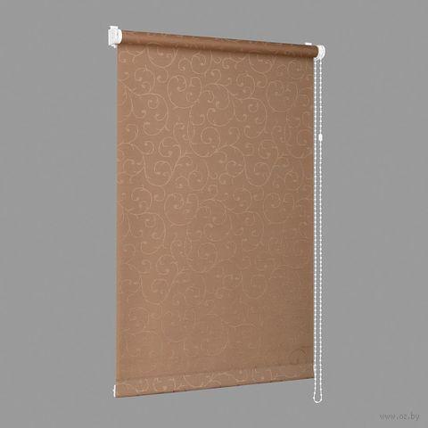 "Штора рулонная ""Сантайм. Прима"" (43х170 см; какао) — фото, картинка"