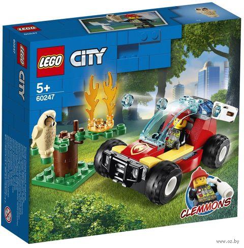 """LEGO City """"Лесные пожарные"""" — фото, картинка"""
