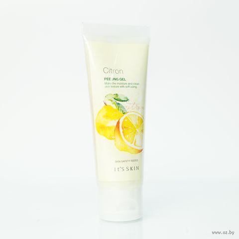 """Гель-пилинг для лица """"Citron Cleansing Peeling"""" (120 мл) — фото, картинка"""