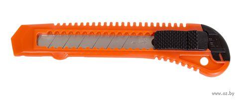 """Нож STARTUL """"STANDART"""" пистолетный с выдвижным лезвием (18 мм)"""