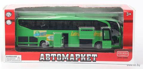 """Автобус инерционный """"Автомаркет"""" — фото, картинка"""