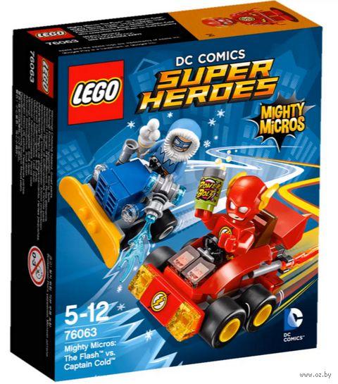"LEGO Super Heroes ""Флэш против Капитана Холода"""