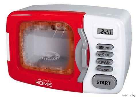 """Игровой набор """"Микроволновая печь"""" (со световыми и звуковыми эффектами) — фото, картинка"""