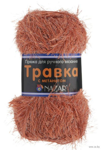 "Пряжа ""NAZAR. Травка с метанитом №ML87"" (100 г; 115 м) — фото, картинка"