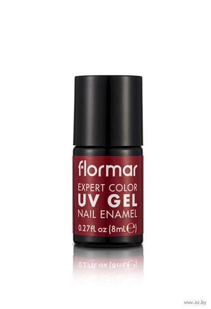 "Лак для ногтей ""Expert Color UV Gel Nail Enamel"" (тон: 14, вишенка) — фото, картинка"