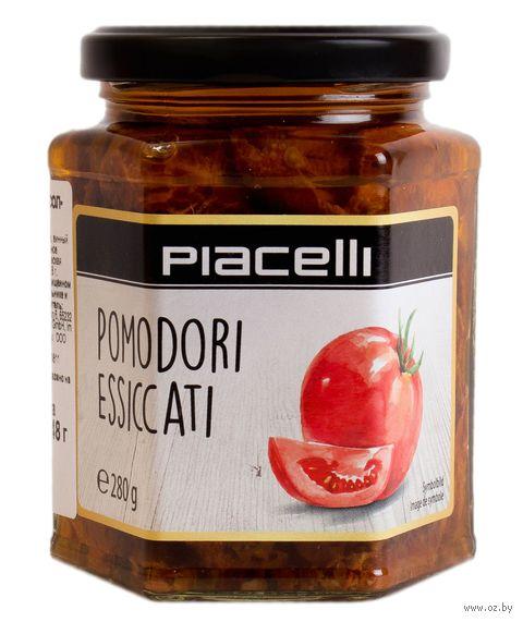 """Томаты сушеные """"Piacelli. В масле"""" (280 г) — фото, картинка"""