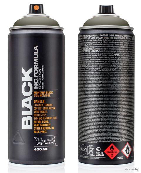 "Краска аэрозольная ""Black. B. A. Bosko"" (зеленая; 400 мл) — фото, картинка"