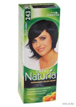 Краска для волос (тон: 243, черная сирень)