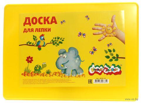 "Доска для лепки А4 ""Каляка-Маляка"""