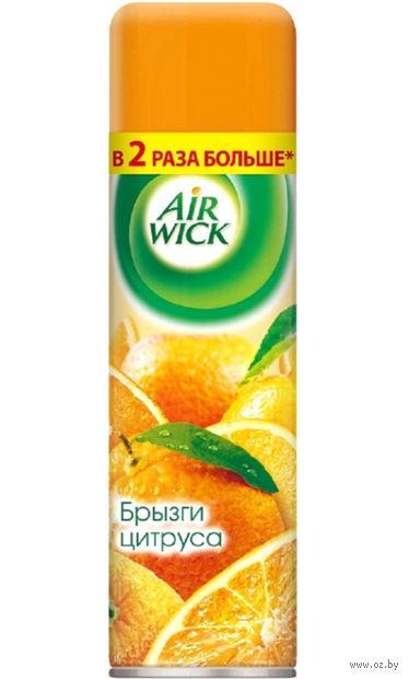 """Освежитель воздуха Air Wick """"Брызги цитруса"""" (500 мл)"""