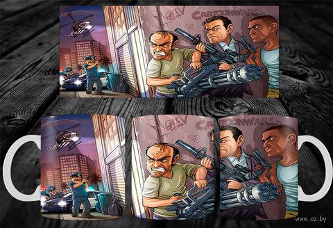 """Кружка """"GTA"""" (art. 1)"""