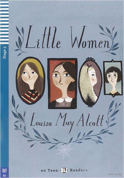 Teen Eli Readers. Little Women (+ CD) — фото, картинка
