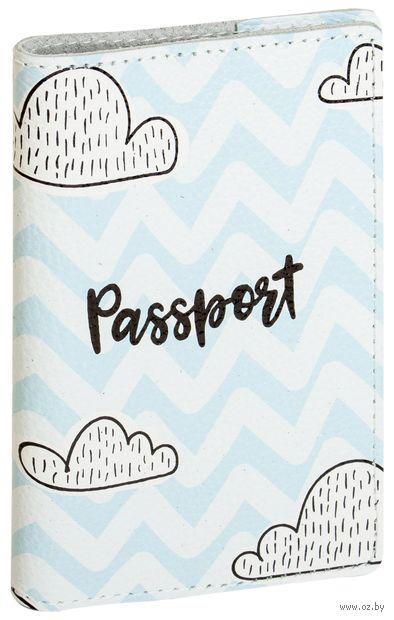 Обложка на паспорт (арт. C1-17-897) — фото, картинка