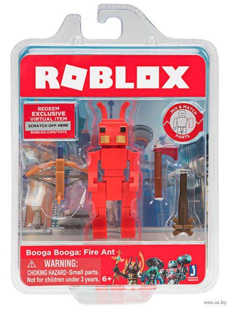 """Фигурка """"Roblox. Буга Буга: Огненный Муравей"""" — фото, картинка"""