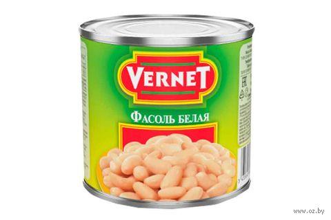 """Фасоль консервированная """"Vernet. Белая"""" (400 г) — фото, картинка"""