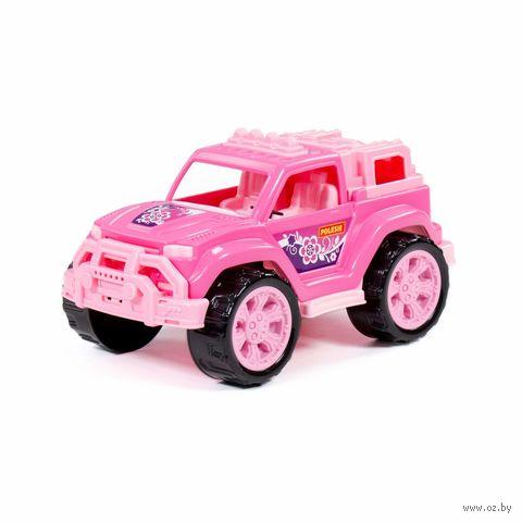 """Автомобиль """"Легионер"""" (розовый) — фото, картинка"""
