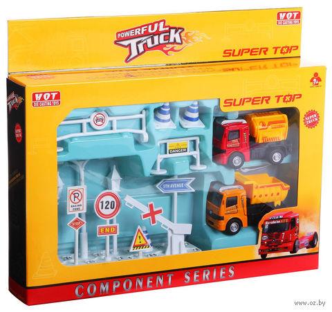 """Игровой набор """"Powerful Truck"""""""