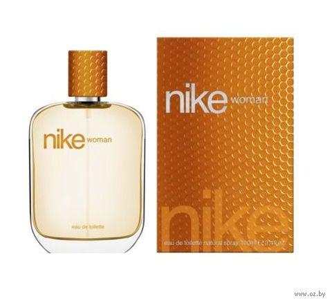 """Туалетная вода для женщин """"Nike. Woman"""" (100 мл) — фото, картинка"""