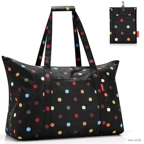 """Сумка складная """"Mini maxi travelbag"""" (dots)"""