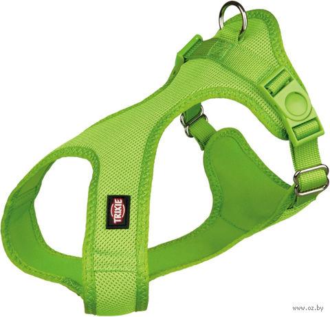"""Шлея """"Soft. Harness"""" (35-60 см; зеленая) — фото, картинка"""
