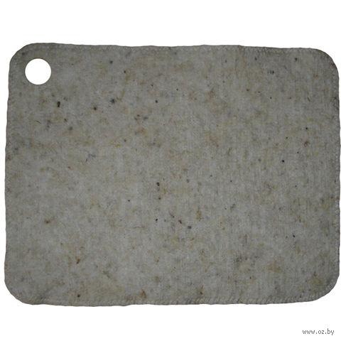 Коврик для сауны (44х35 см; арт. К-5) — фото, картинка