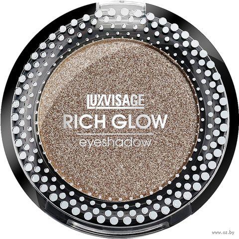 """Тени для век """"Rich Glow"""" тон: 08, night mirage — фото, картинка"""