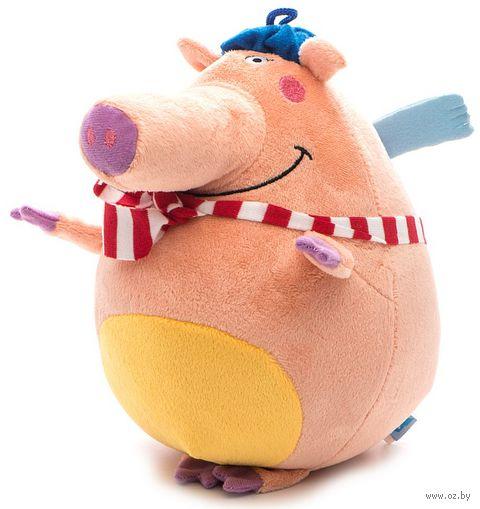 "Мягкая игрушка ""Свинка Софи"" (21 см) — фото, картинка"