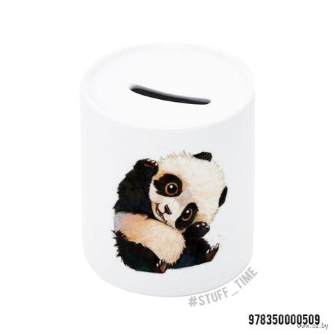 """Копилка """"Панда"""" (арт. 509) — фото, картинка"""