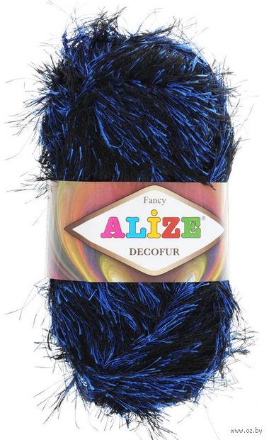 """Пряжа """"ALIZE. Decofur №1379"""" (100 г; 110 м) — фото, картинка"""