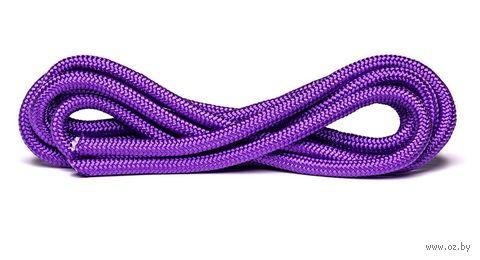 Скакалка для художественной гимнастики RGJ-104 (3 м; фиолетовый) — фото, картинка