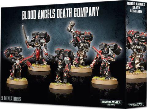 Warhammer 40.000. Blood Angels. Death Company (41-07) — фото, картинка