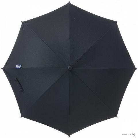 """Зонт на коляску """"Чёрный"""" — фото, картинка"""