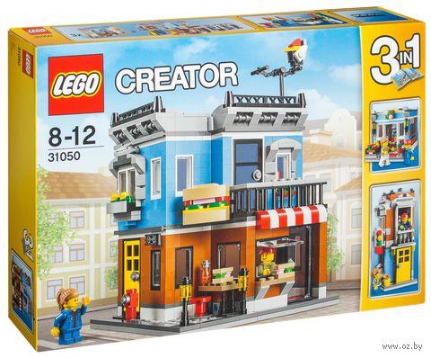 "LEGO Creator ""Магазинчик на углу"""