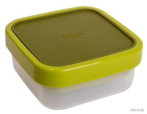 """Ланч-бокс для салатов компактный """"GoEat"""" (зеленый; арт. 81029)"""