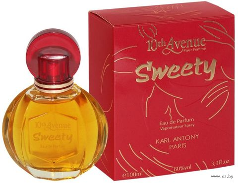 "Парфюмерная вода для женщин ""Sweety"" (100 мл)"