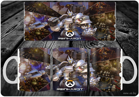 "Кружка ""Overwatch"" (art.39)"