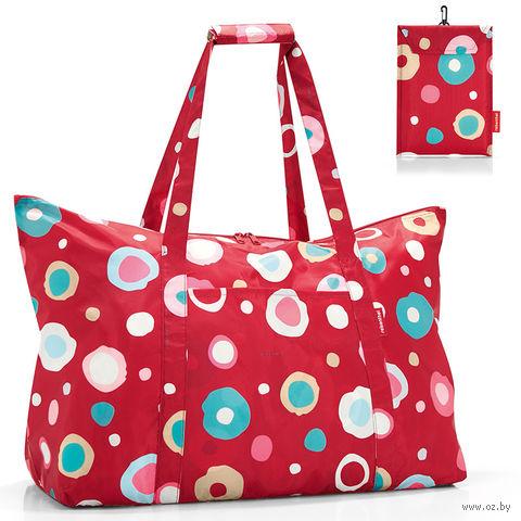 """Сумка складная """"Mini maxi travelbag"""" (funky dots 2)"""