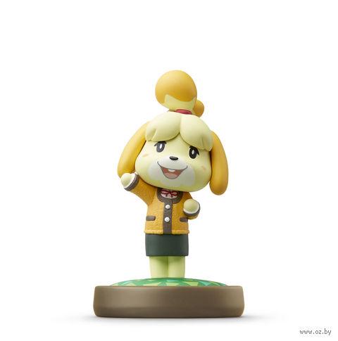 """Фигурка """"Amiibo - Изабель. Зимняя одежда"""" (Animal Crossing Collection)"""