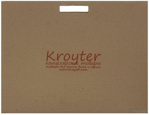 """Папка для черчения """"Kroyter"""" (А2; 10 листов) — фото, картинка"""
