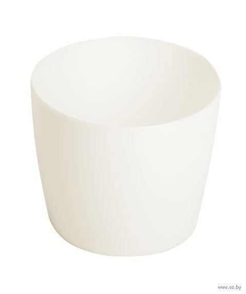 "Кашпо ""Magnolia"" (10 см; жемчужное) — фото, картинка"
