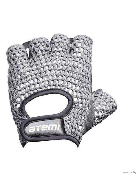 Перчатки для фитнеса AFG-01 (S) — фото, картинка