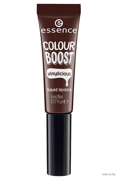 """Жидкая помада для губ """"Colour Boost Vinylicious"""" (тон: 10) — фото, картинка"""
