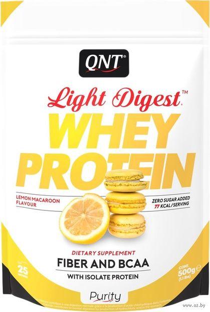 """Протеин """"Light Digest Whey"""" (500 г; лимонное миндальное печенье) — фото, картинка"""