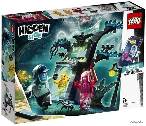 """LEGO Hidden Side """"Добро пожаловать в Hidden Side"""" — фото, картинка"""