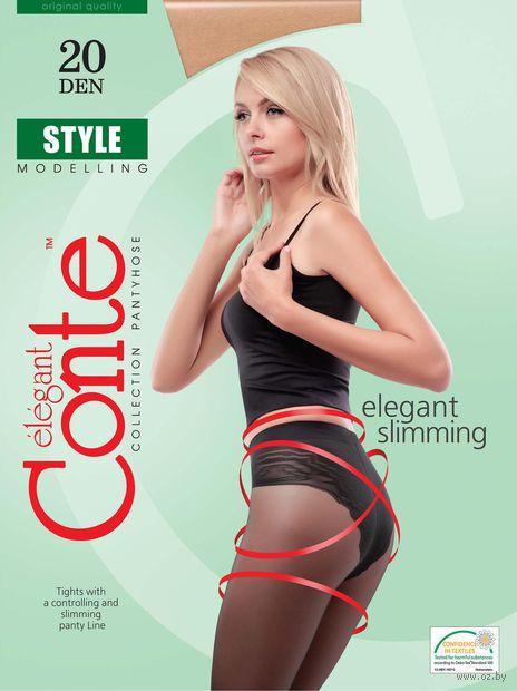 """Колготки женские корректирующие """"Conte. Style 20"""""""