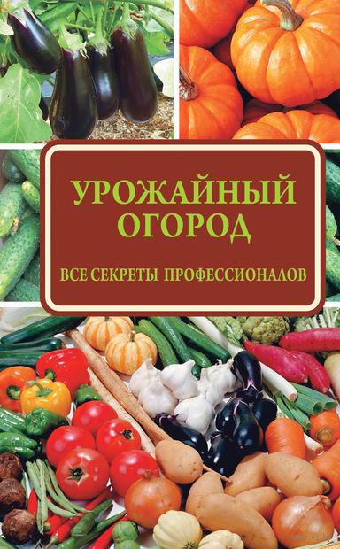 Урожайный огород. Надежда Севостьянова